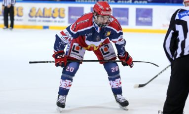 Alexandre Texier: The Changing Face of European Hockey