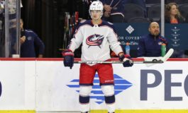 Blue Jackets' Texier Steps Into the Spotlight