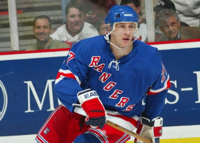 Alexei Kovalev New York Rangers