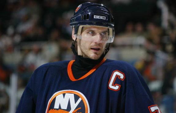 Alexei Yashin, New York Islanders