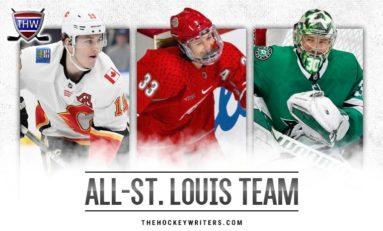 The All-St. Louis Hockey Team