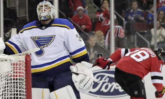 THW's Goalie News: Week in Review, What Just Happened, and More