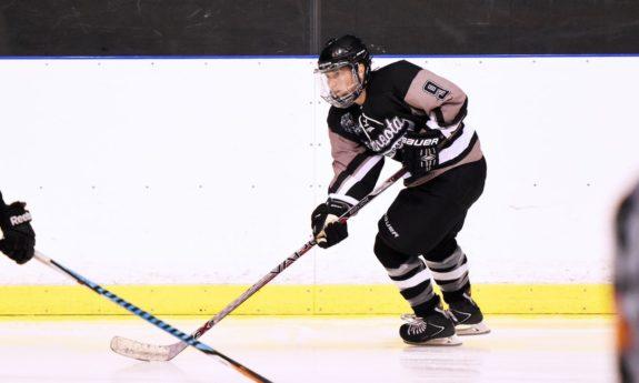 Allie Thunstrom Minnesota Whitecaps