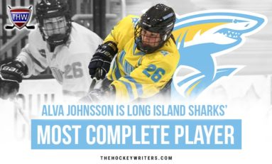 Alva Johnsson Is Long Island Sharks' Most Complete Player