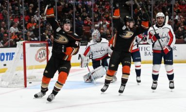 Ducks' Young Forwards Battling Mounting Expectations