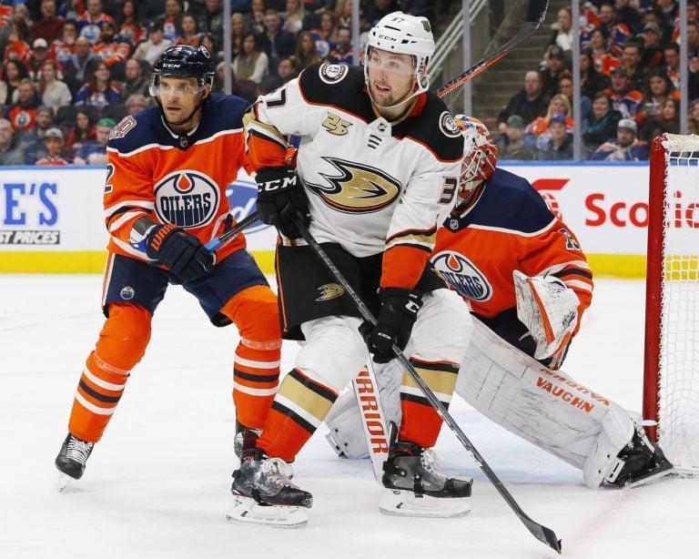 Anaheim Ducks Nick Ritchie