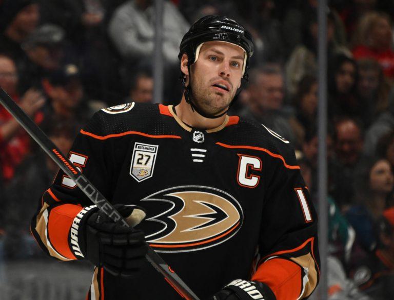 Anaheim Ducks Ryan Getzlaf