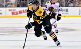 Bruins' Injuries Raising Serious Lineup Questions
