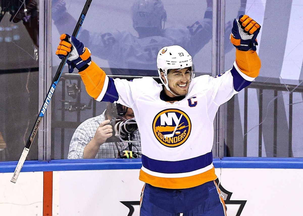 Anders Lee New York Islanders