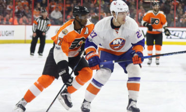 NHL Rumors: Simmonds, Yzerman, Lee, More