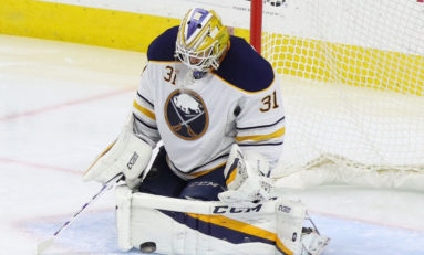 Is Anders Nilsson the Canucks' Starter?