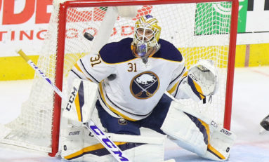 Canucks Sign Anders Nilsson