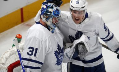 Maple Leafs Gardiner & Brown: Will They Be Back in Blue & White?
