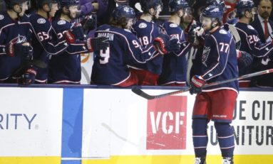Blue Jackets Answer Bell, But Work Remains