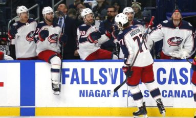 Blue Jackets Find Early Power Play Success with Paul MacLean