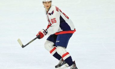 Capitals Trade Burakovsky to Avalanche