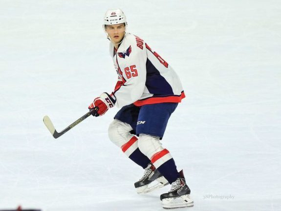 Andre Burakovsky - Washington Capitals