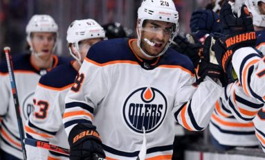 Oilers' 3 Options for Connor McDavid's Left Wing