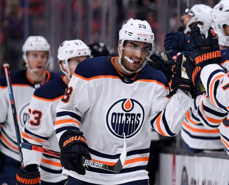 Andreas Athanasiou Edmonton Oilers