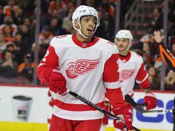 Andreas Athanasiou Red Wings