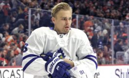 Devils Get Offensive Upgrade With Johnsson