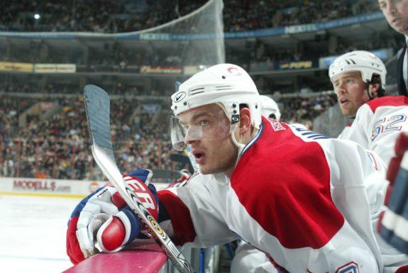 Andrei Markov Montreal Canadiens