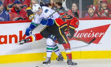 Andrey Pedan Moving On With Canucks