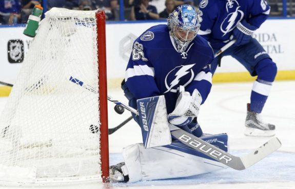 Andrei Vasilevskiy, Tampa Bay Lightning