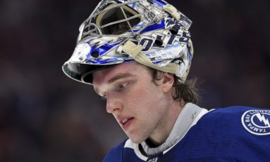 Lightning Stone the Maple Leafs: Who Was That Masked Man?