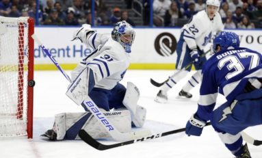 Could Maple Leafs' Andersen Have a Career Year?