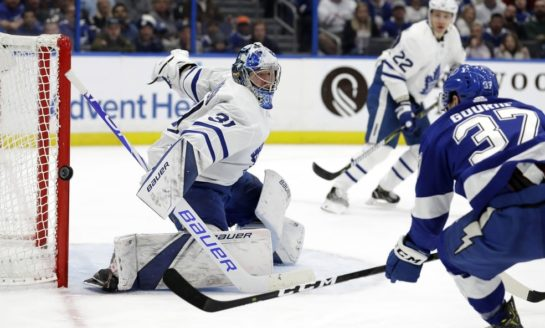 Maple Leafs Beat Bolts in Tampa Bay