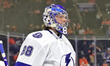 THW Goalie News: Shutout Parade, Battle of Alberta, Vasilevskiy Honored
