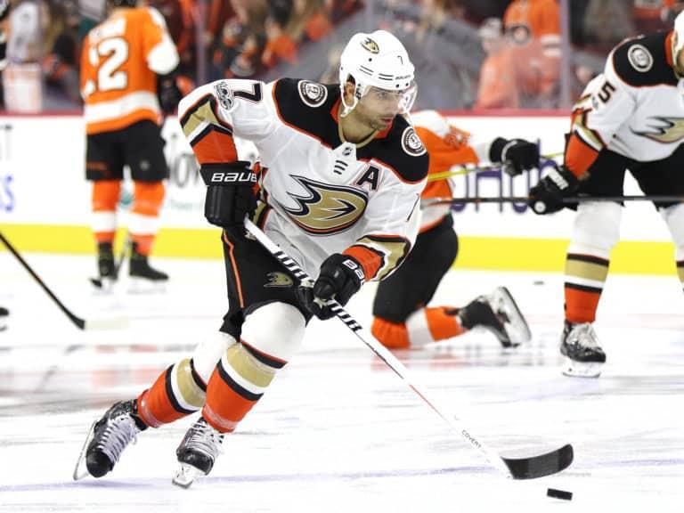 Andrew Cogliano, Anaheim Ducks