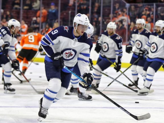 Andrew Copp, Winnipeg Jets