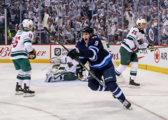 Andrew Copp Winnipeg Jets