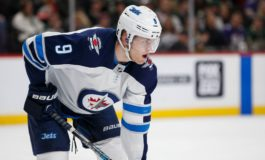 Copp Critical to Jets' Fourth Line Success