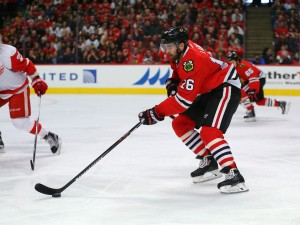 It may never have been necessary to re-acquire Andrew Ladd (Dennis Wierzbicki-USA TODAY Sports)