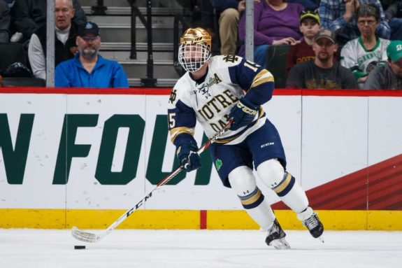 Andrew Oglevie Notre Dame Fighting Irish