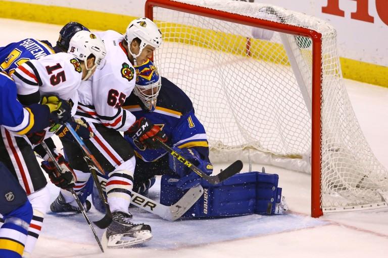 Andrew Shaw, Chicago Blackhawks, NHL