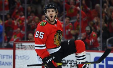 Blackhawks' Honey Badger, Andrew Shaw's Impact in Chicago