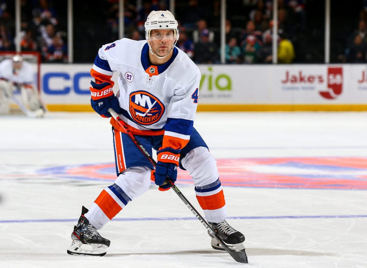 Andy Greene New York Islanders
