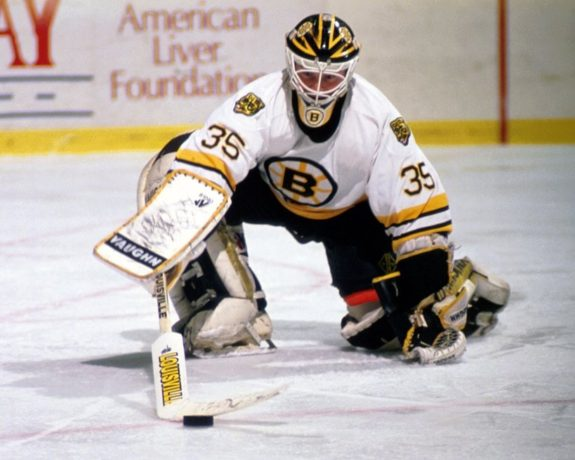 Andy Moog, Boston Bruins