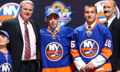 Islanders' Success with Late-Round Draft Picks