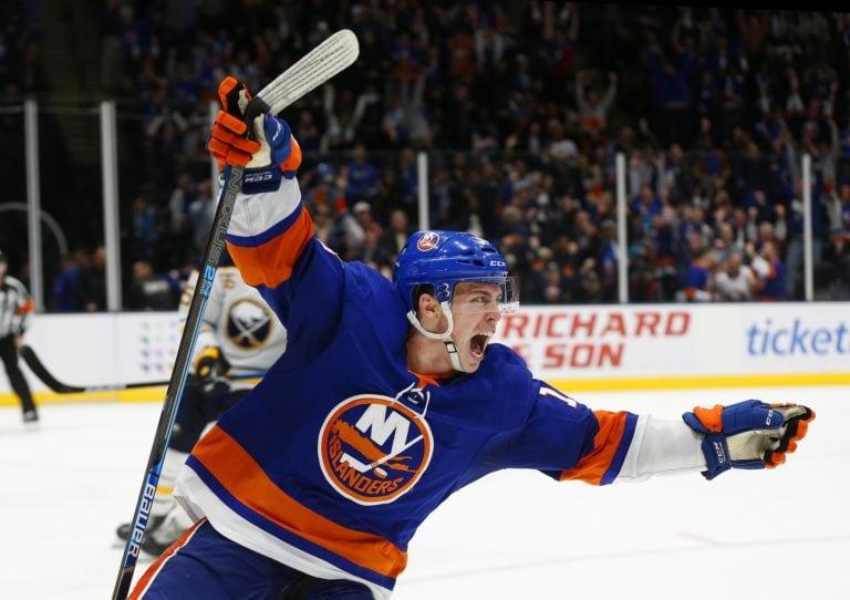 Anthony Beauvillier New York Islanders