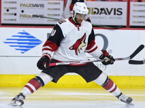 Anthony Duclair, Arizona Coyotes, NHL