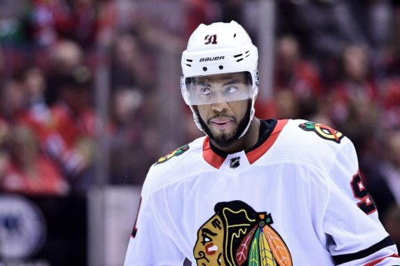 Anthony Duclair Blackhawks