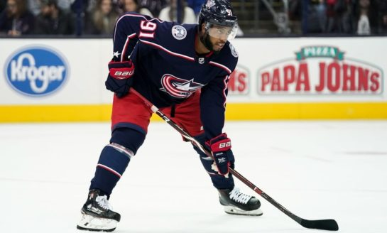 Anthony Duclair Doin' Early Work in Columbus