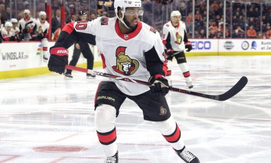 Duclair Completes Hat Trick in Overtime as Senators Edge Blue Jackets 4-3