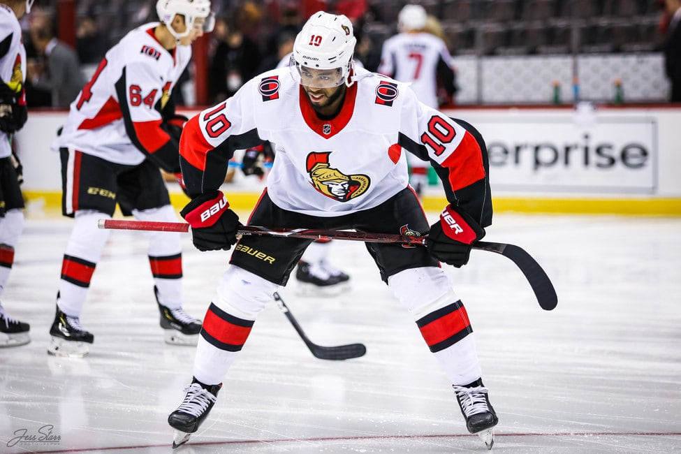 Anthony Duclair Ottawa Senators