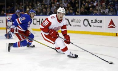 Red Wings Next 30-Goal Scorer?